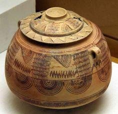 Geometría en la cerámica íbera, siglo II y III a.C. Matemolivares.