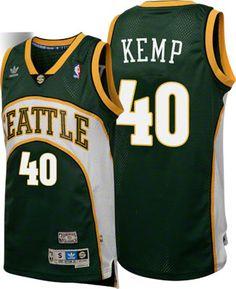 b16e82ce3 Adidas Shawn Kemp Supersonics jersey Nfl Shop