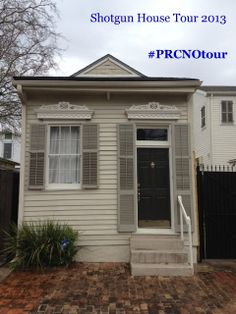 small shotgun house in new orleans Tiny and Small Homes