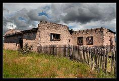 Ludlow Colorado abandoned Ruins
