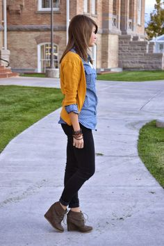 RACHEL SAYUMI | Fashion + Lifestyle Blog: Fall Accessorizing-- Color By Amber