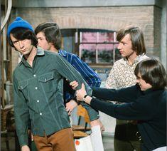 The Monkees, Mike Nesmith, Micky Dolenz, Peter Tork, Davy Jones