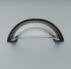 RH's Round Glass Pull:Our high-quality hardware is available in a range of distinctive designs.