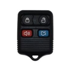 2002-2010 FORD EXPLORER 4 Button Remote Keyless Entry Key Fob with Quick and Easy Programming Instructions $8.15