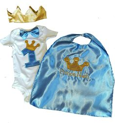 Check out this item in my Etsy shop https://www.etsy.com/listing/249916606/prince-1st-birthday-outfit