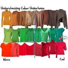 The Undertones of Colours | Inside Out Style