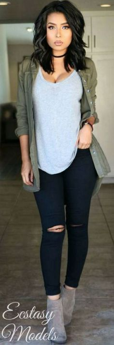 Casual outfits inspiring women style 47
