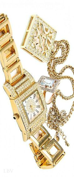 Fashion*Jewellery*Watches | RosamariaGFrangini || Diamonds and Gold Watch