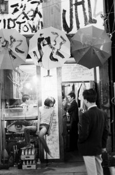 Not published in LIFE. Yoko, 17 years old, Tokyo, 1964.