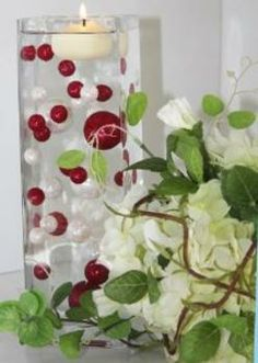 wedding centerpieces with transparent water gel | ... Clear Water Pearls. Great for Wedding Centerpieces and Decorations