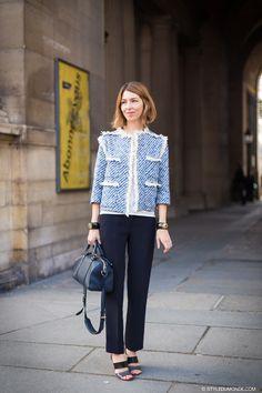 #SofiaCoppola rockin Chanel. pay that. Paris.