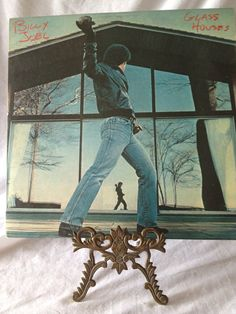 Vintage Record Billy Joel Glass Houses Album by FloridaFinders, $6.00