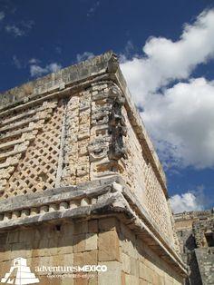 Zona Arqueológica de Uxmal in Uxmal, Yucatán