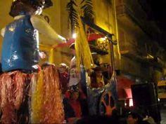 Carnevale 2010 a Cattolica Eraclea (Ag) - Sicilia
