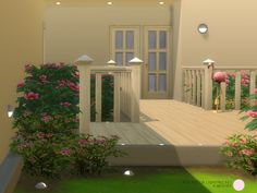 Pot Focus Lighting Set by DOT at TSR via Sims 4 Updates