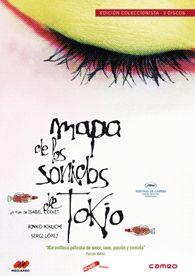 Mapa de los sonidos de Tokio (2009) España. Dir.: Isabel Coixet. Drama. Romance. Thriller – DVD CINE 1734