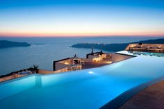 Grace Santorini hotel - Greece.