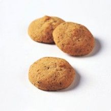 Bite Size Kona Coffee Cookies