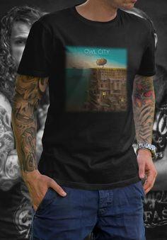 ca0324f4 Jual beli kaos national owl city high quality materials t shirt oc3 di Lapak  andi purnomo