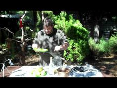 Video: Making Limoncello Part 1 from A Gardener's Notebook