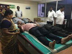 Erode Midtown #LionsClub (India) collected 55 units of blood during a blood drive