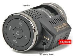 Finevu CR-500hd Dashcam