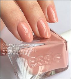 Essie Pinned Up