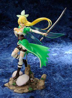 Sword Art Online Fairy Dance Arc: Leafa