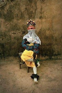 Egungun series, 2012 - Leonce Raphael Agbodjélou