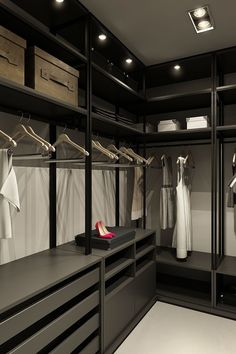 Home Interior Salas .Home Interior Salas Walk In Closet Design, Bedroom Closet Design, Master Bedroom Closet, Closet Designs, Closet Walk-in, Dressing Room Closet, Dressing Room Design, Walking Closet, Modern Closet