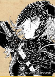 Yuria of Londor,DSIII персонажи,Dark Souls 3,Dark Souls,фэндомы,DS art,Humbros