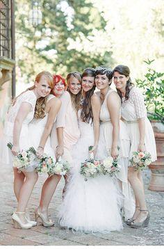 Courtney and Patrick, Hochzeit in der Toskana von Amanda K Photography