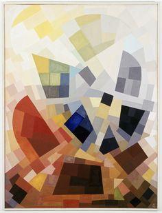 Otto Freundlich - Composition 1939
