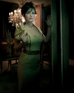 Gorgeous Carla Gugino and stunning curves
