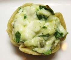 artichoke and spinach appetizer