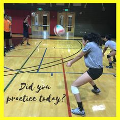 How To Play Volleyball So That You Improve And Make Your Varsity Team