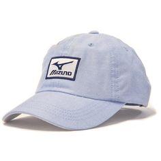 Mizuno Oxford Hat from Golf & Ski Warehouse