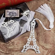 French Themed Wedding Favours Inspired By Romance These From Paris With Love Collection Eiffel