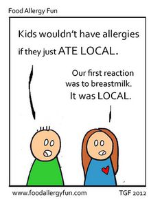 Funny Allergy Quotes : funny, allergy, quotes, Allergies, Funny, Ideas, Funny,, Allergies,, Awareness