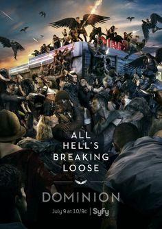 DOMINION Season 2 Poster