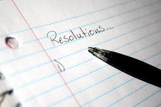 Notez cette astuce Les bonnes résolutions peuvent être un sujet difficile pour ceux et celles qui se rendent compte avec un peu de dépit qu'ils n'ont pas su tenir. Pour d'autres, prendre le temps d'en faire est un moyen de se donner des buts à atteindre et d'entamer l'année de manière combative. L'année qui commence...