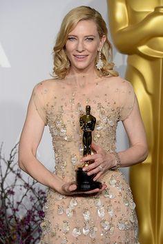 Oscars 2014 Winners – Full Award Winners List & Nominees (Vogue.com UK)