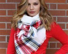 Image result for blanket scarves