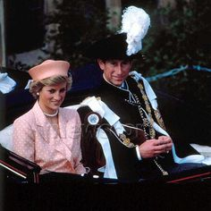 Princess Diana, June 13, 1988