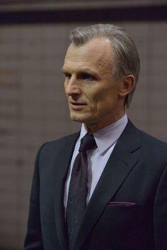 The Strain, Richard Sammel as Thomas Eichorst