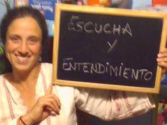 """""""Porque en ATD Cuarto Mundo cabemos todos"""" - María World, Room"""