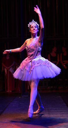 Niriti Costume for Le Talisman - Figurino de Niriti para o ballet O Talismã