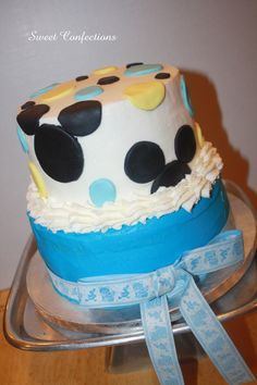 Simply Mickey.  Butter Cream with fondant accents..