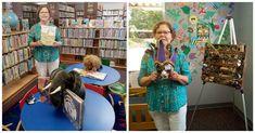 Summer Reading Program, Virtual Art, Story Time, Nursery Rhymes, Programming, Habitats, Jackson, Events, Places
