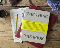 The thing the book via Goodmoods